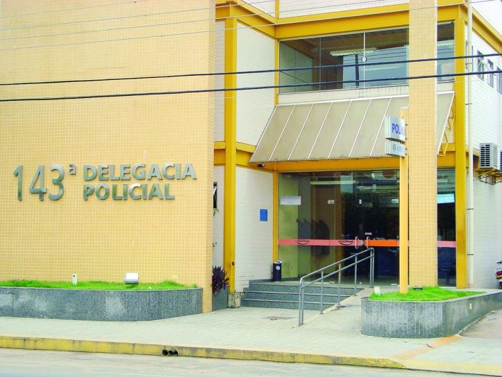 Delegacia Legal 143°Polícia, policial, delegacia, DP  Foto: Lili Bustilho